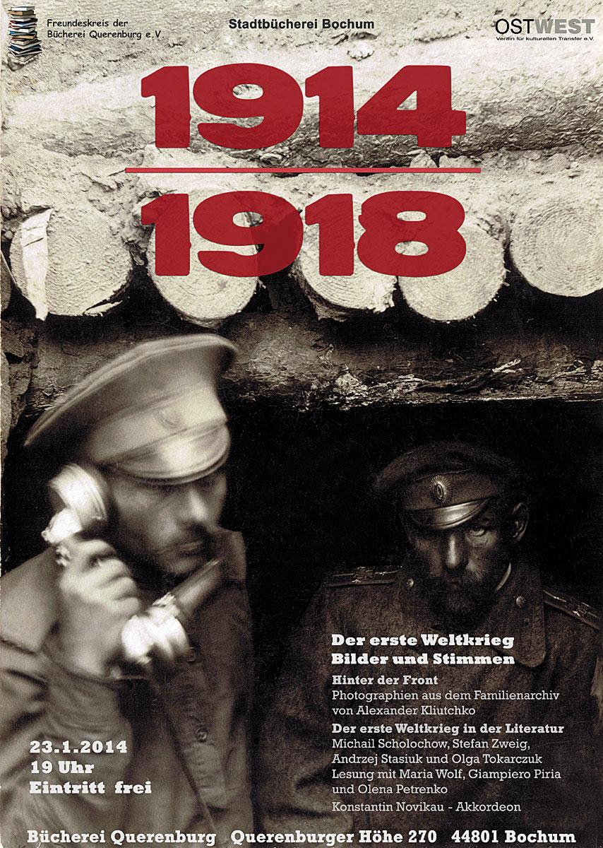 plakat 1914-1918
